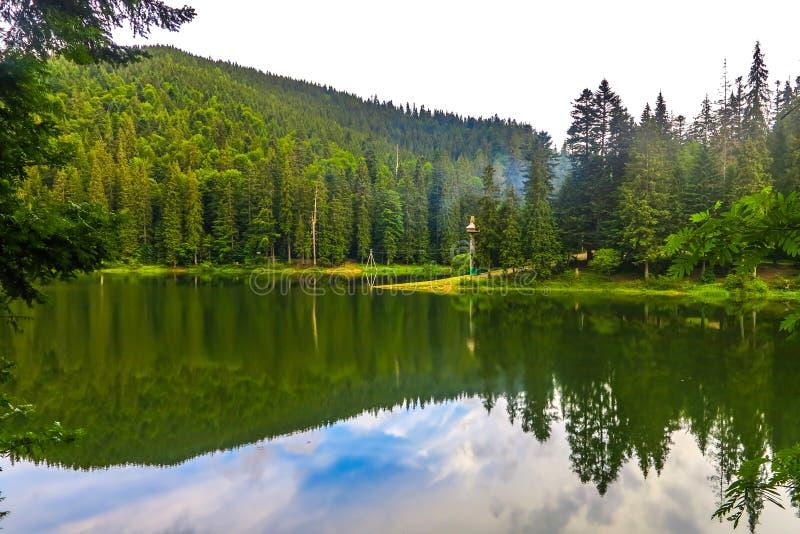 乌克兰喀尔巴阡山脉31 免版税库存照片