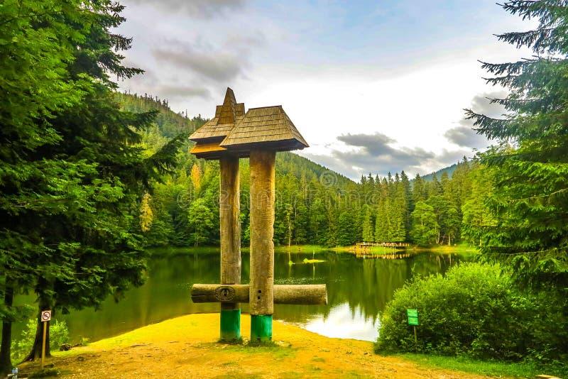乌克兰喀尔巴阡山脉35 免版税库存照片