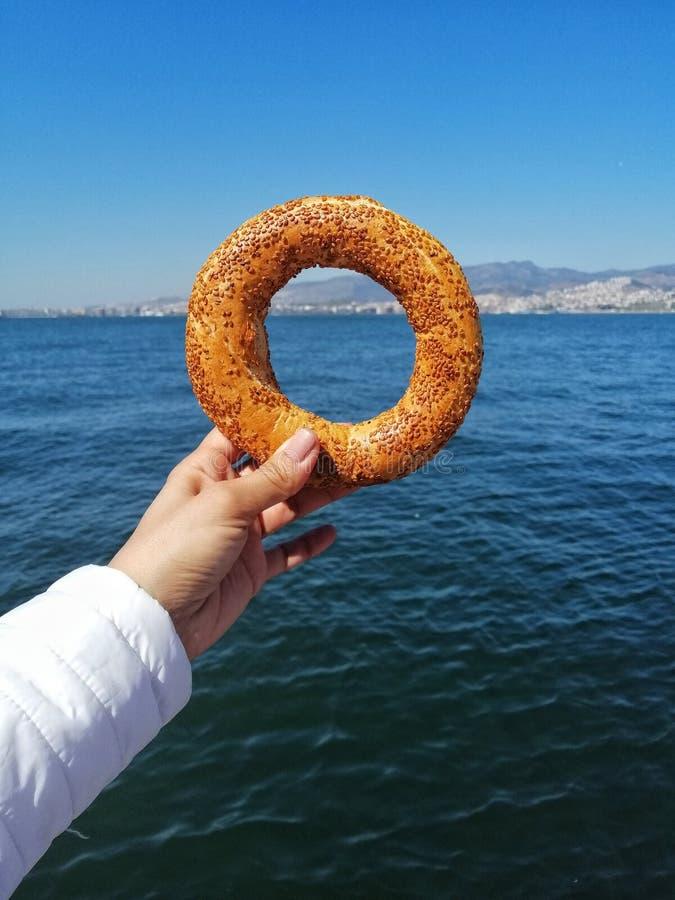 从Ä°zmir土耳其的可口口味 免版税库存照片