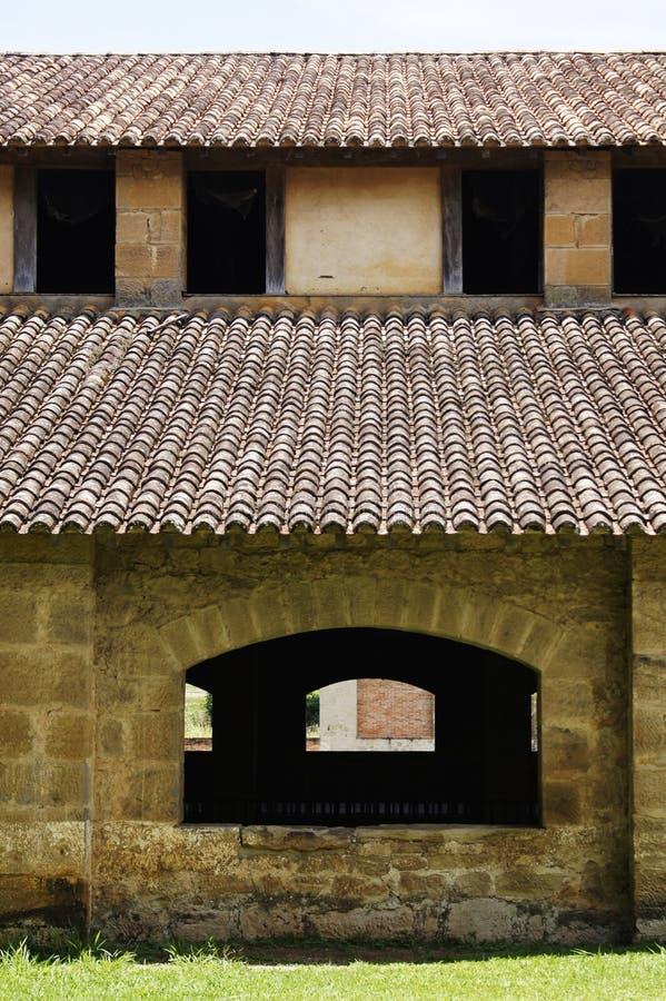 伊帕内马农场索罗卡巴巴西 免版税库存图片