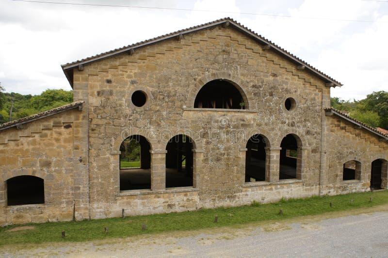 伊帕内马农场索罗卡巴巴西 库存图片