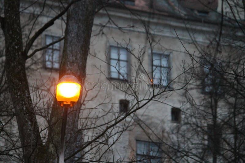 ÄŒeskà ½ Krumlov城堡在捷克 免版税库存照片