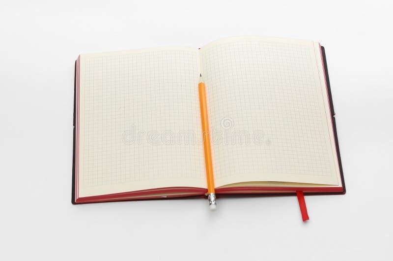 äganderätt för home tangent för affärsidé som guld- ner skyen till Samlingen för den bästa sikten av anteckningsboken, vitt öppet royaltyfri bild