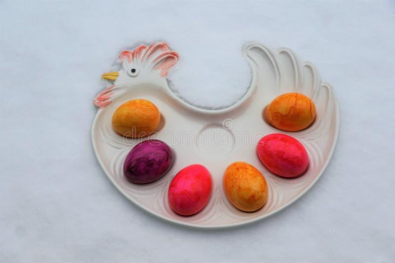 Ägg för påsk arkivbilder