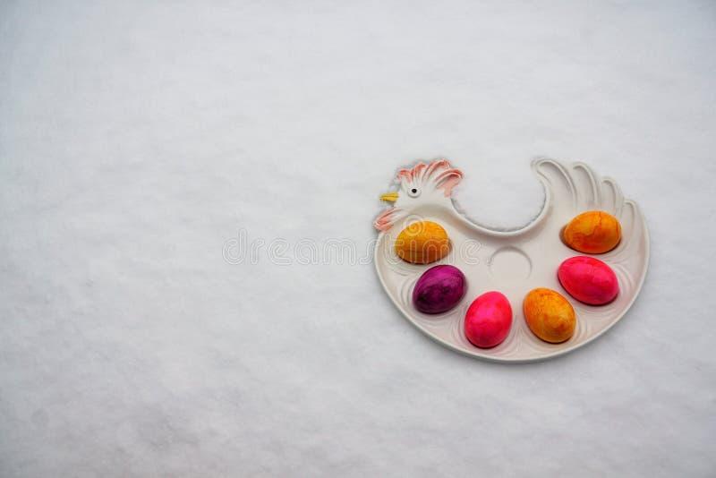 Ägg för påsk royaltyfri foto