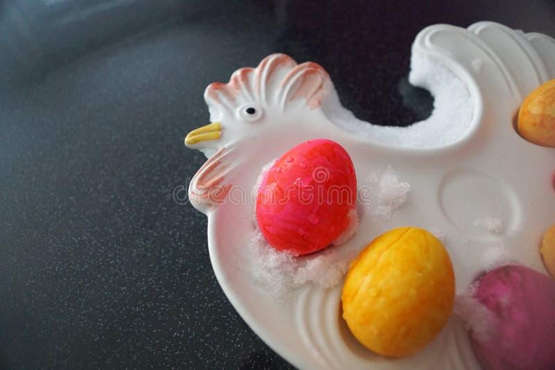 Ägg för påsk royaltyfri bild
