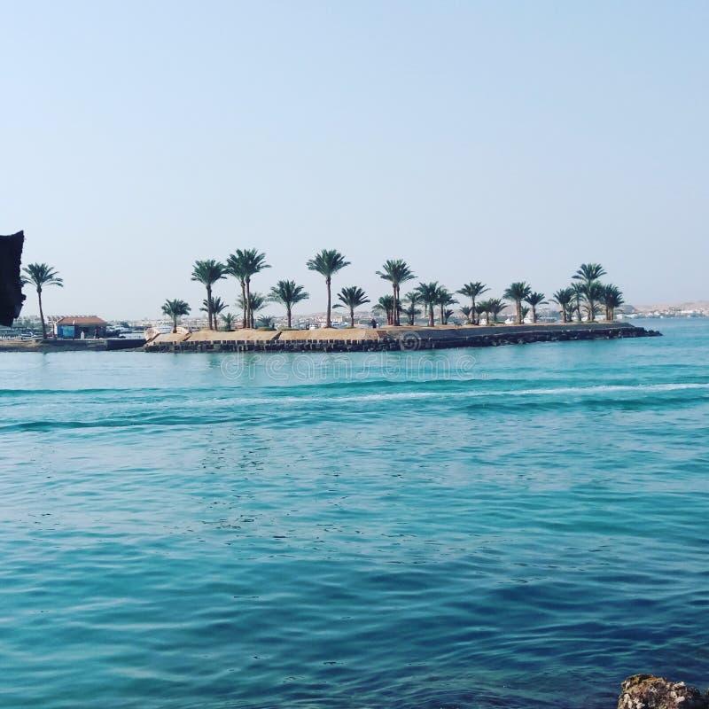 Ägypten-Ferien stockbild