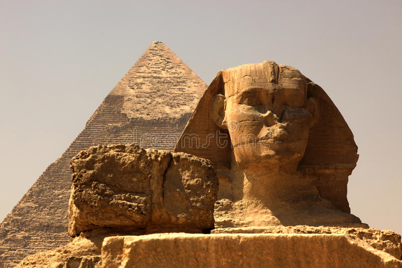 Ägypten, Kairo stockbild