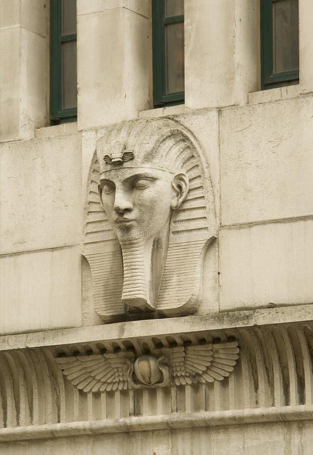 Ägyptisch-Art Entlastung stockbild