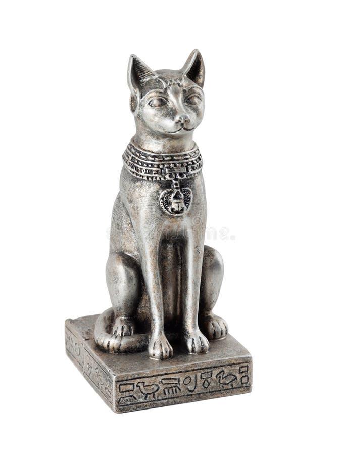 Ägyptische Katze stockfotos