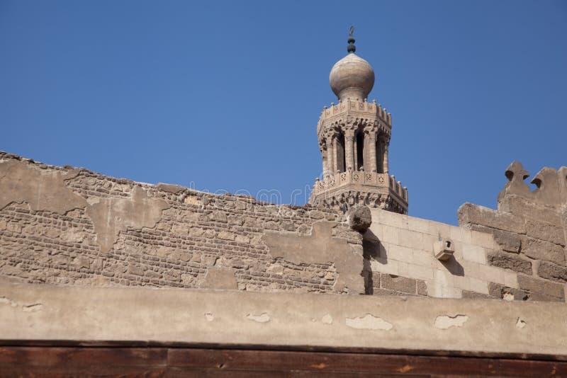 Ägyptische Moschee lizenzfreies stockbild