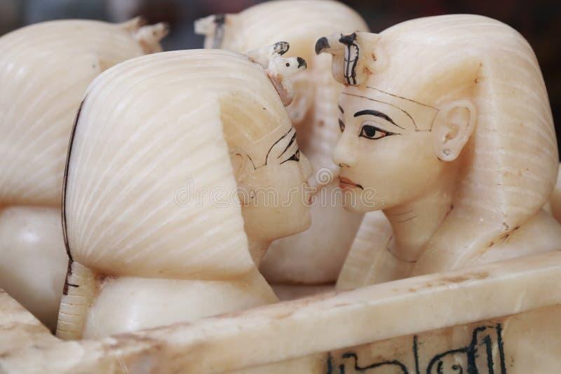 Ägyptisches Museum stockbild