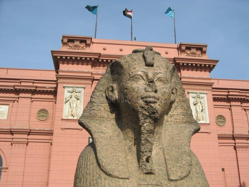 Ägyptisches Museum, Kairo lizenzfreie stockfotos