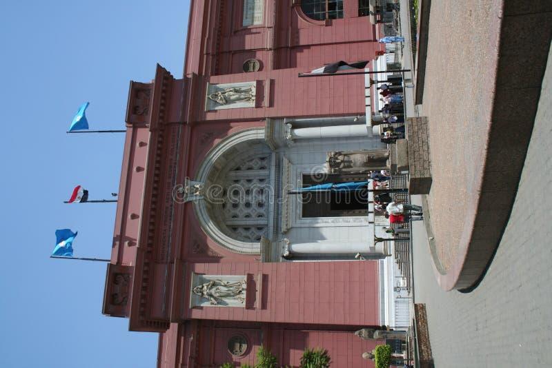 Ägyptisches Museum in Kairo lizenzfreie stockfotografie