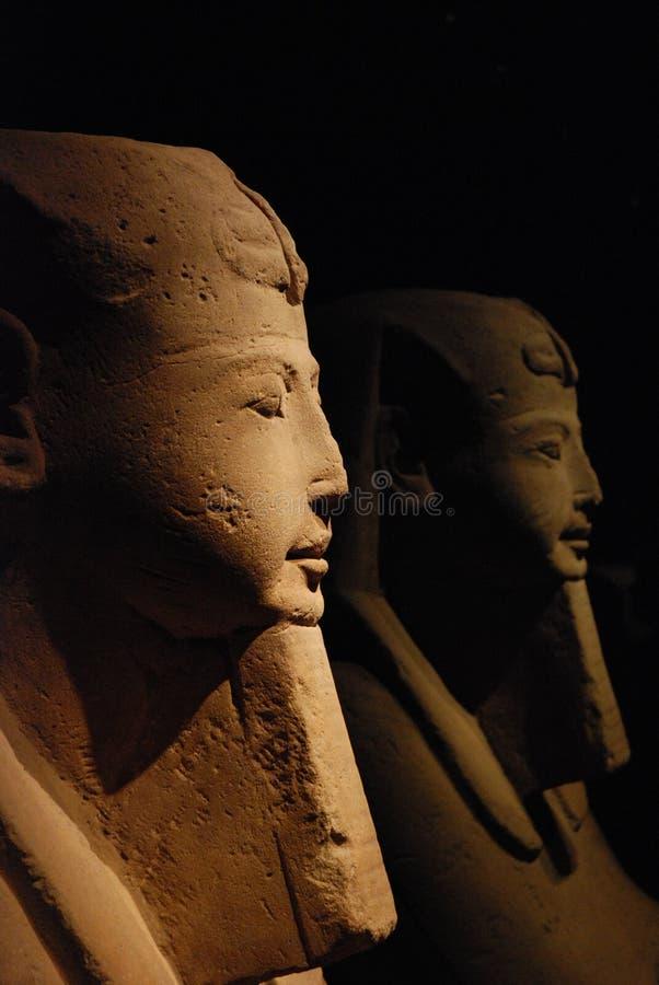 Ägyptisches Pharao - Ägypten stockbilder