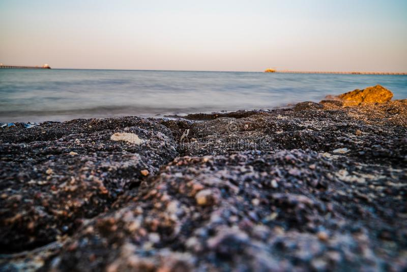 Ägyptisches Rotes Meer 6 08 19 stockfoto