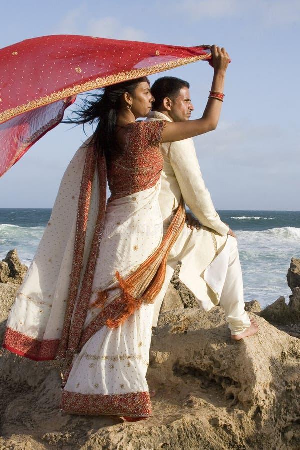 äktenskaplig serenity royaltyfri bild
