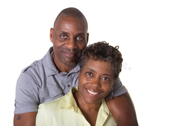 äldre par royaltyfri fotografi