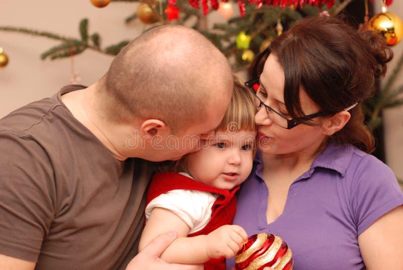 älska föräldrar royaltyfri foto