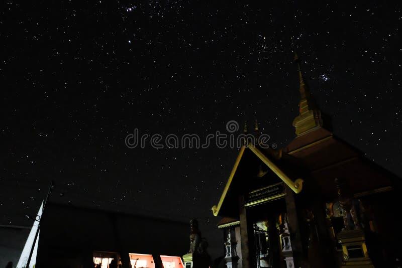 Älska natten arkivfoton