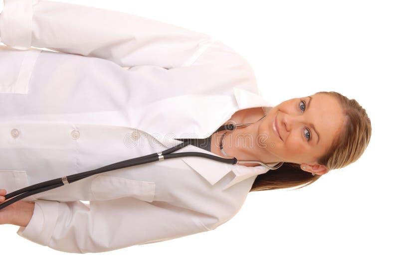 älskvärd doktor 25 arkivbilder
