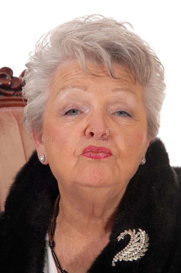 ältere Frauen küssen ältere Frauen