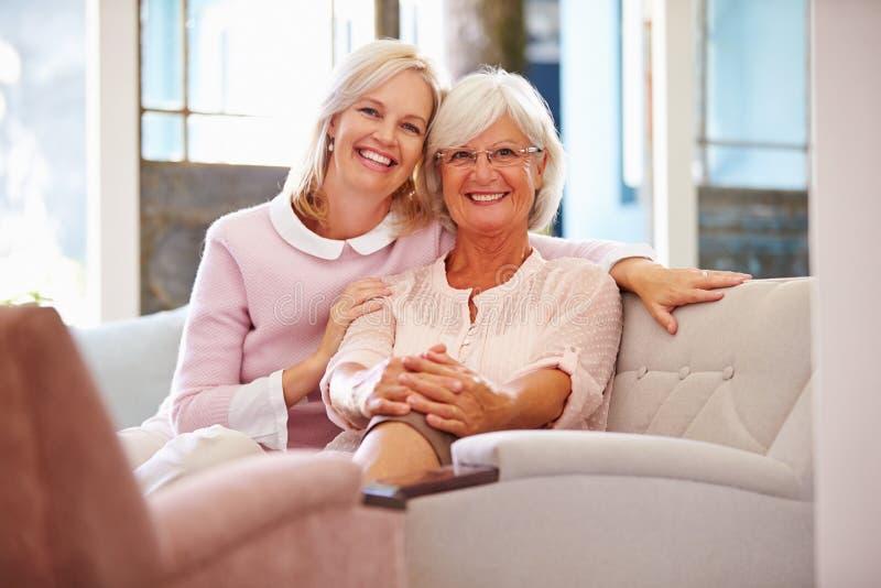 Treffen mit einer alteren frau