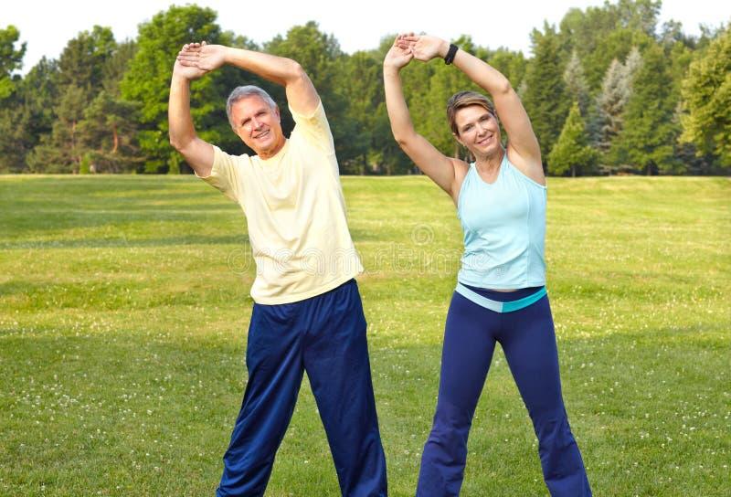 Ältereignung lizenzfreie stockbilder