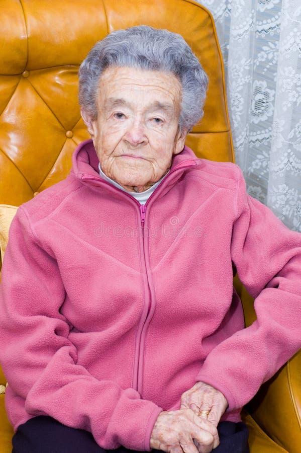 Älterer Bürger stockfotos