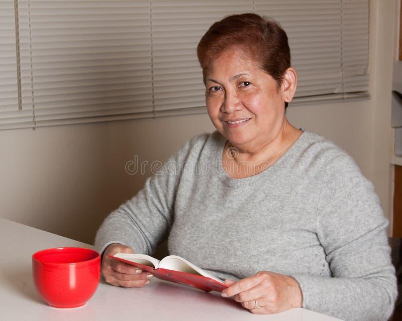 Älterer Lebensstil lizenzfreie stockbilder