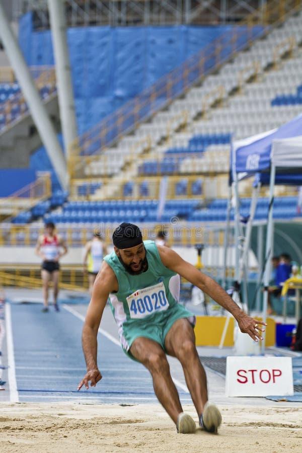 Download Älteres Leichtathletikspiel Redaktionelles Stockbild - Bild von hoch, fokus: 27729029