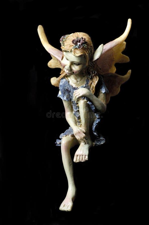 Download älvaminiature arkivfoto. Bild av magi, varelse, saga, bevingat - 226764