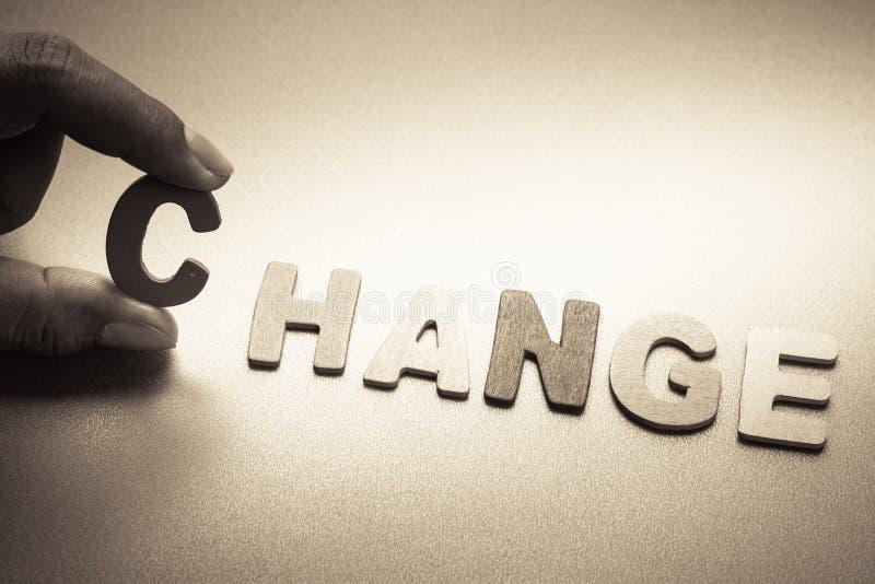 ändring fotografering för bildbyråer