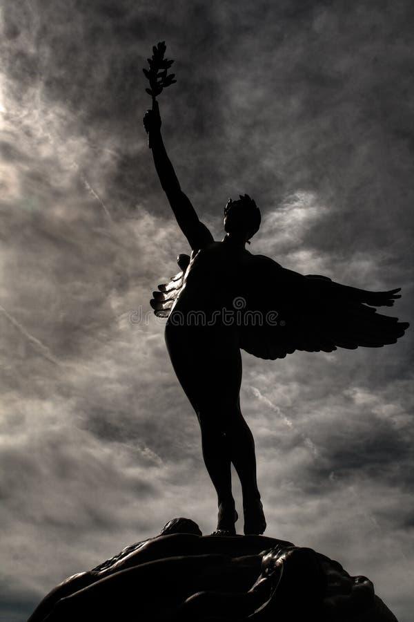 ängel royaltyfri foto