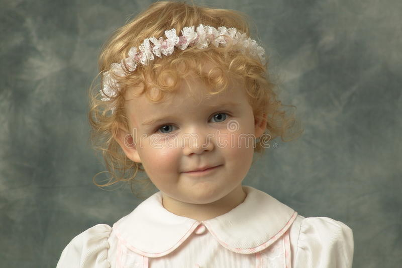 ängel little royaltyfria foton