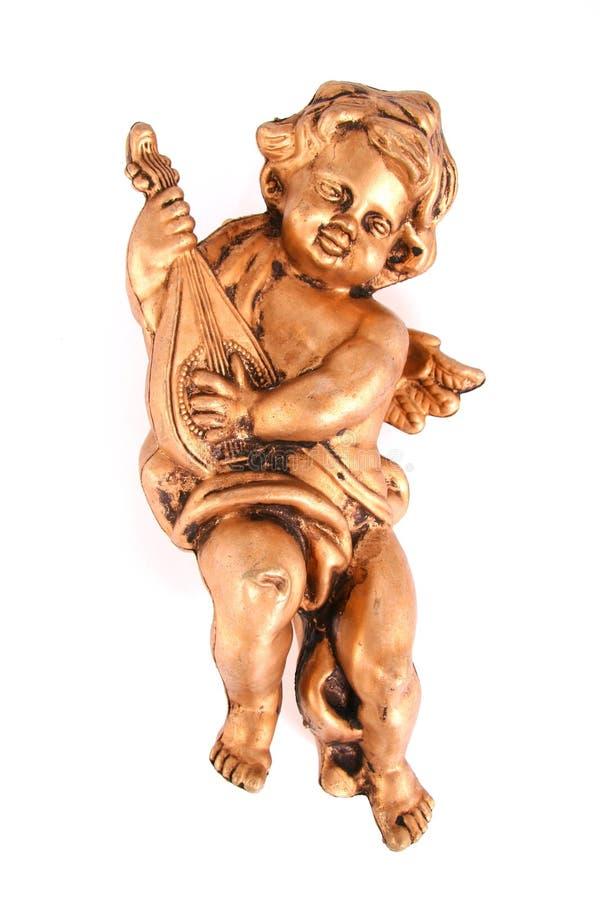 änglalik cherub royaltyfri fotografi