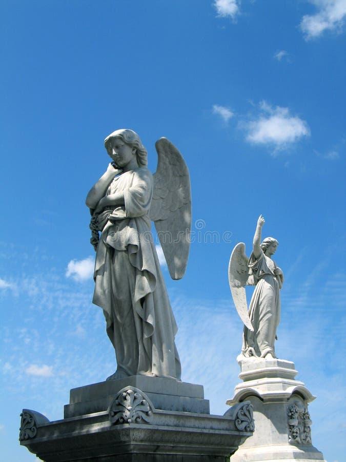 änglar royaltyfri fotografi