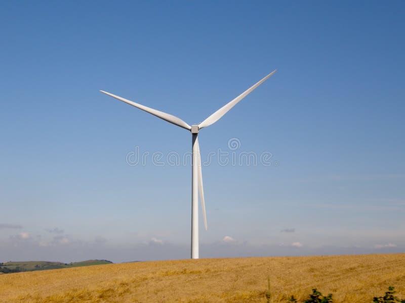Download Äolische Windmühle stockbild. Bild von architektur, drehen - 12202133
