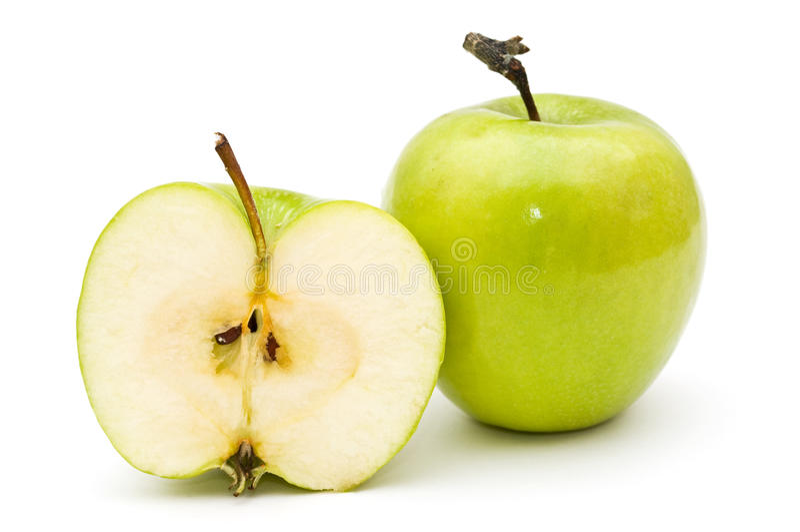Äpfel. lizenzfreie stockfotos