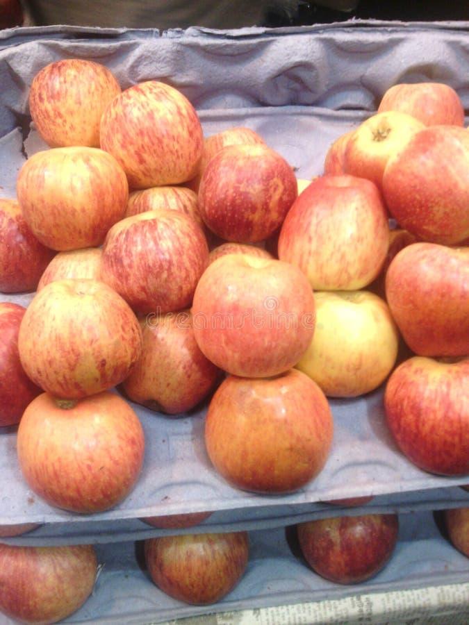 Äpfel!! stockfoto