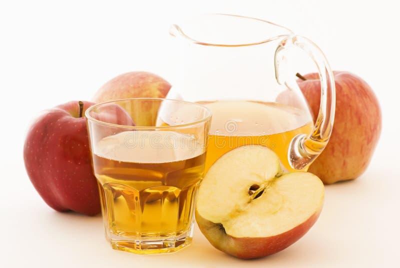 Äppelmust arkivfoton