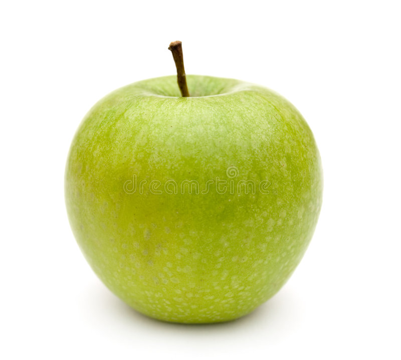 äpplegreen royaltyfri bild
