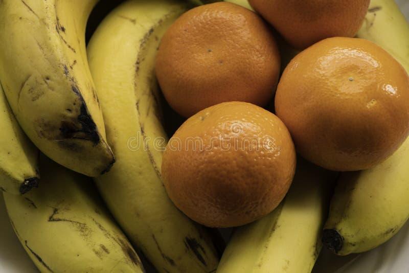 Äpplen och apelsiner royaltyfri bild