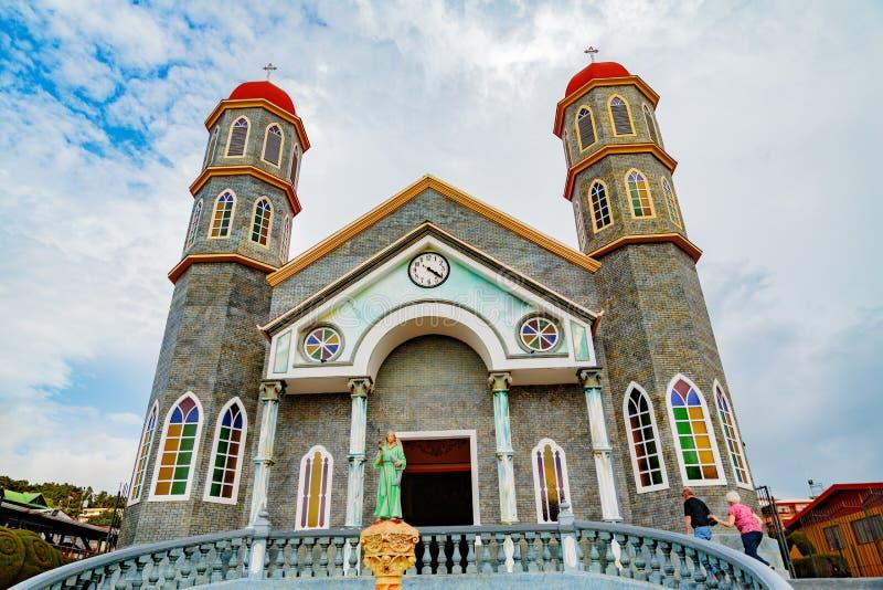 Ärkeängel Gabriel Church royaltyfri fotografi