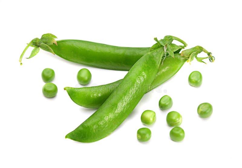 Ärtagrönsak fotografering för bildbyråer