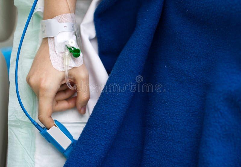 Ärztliche Behandlung stockfoto