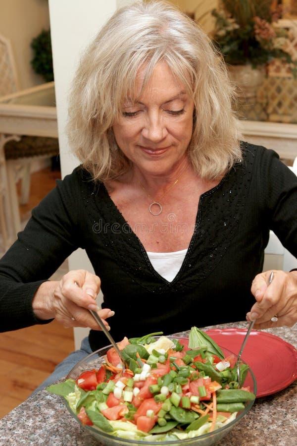 äta den sunda konditionen arkivfoton
