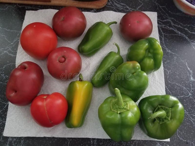 äta dina grönsaker royaltyfri foto