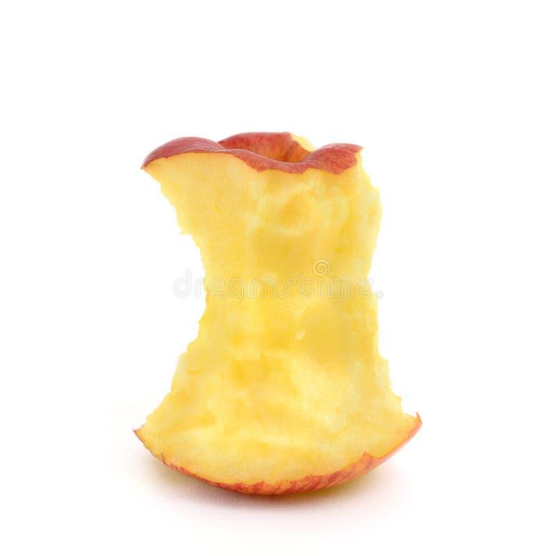 äta för äpple royaltyfri fotografi
