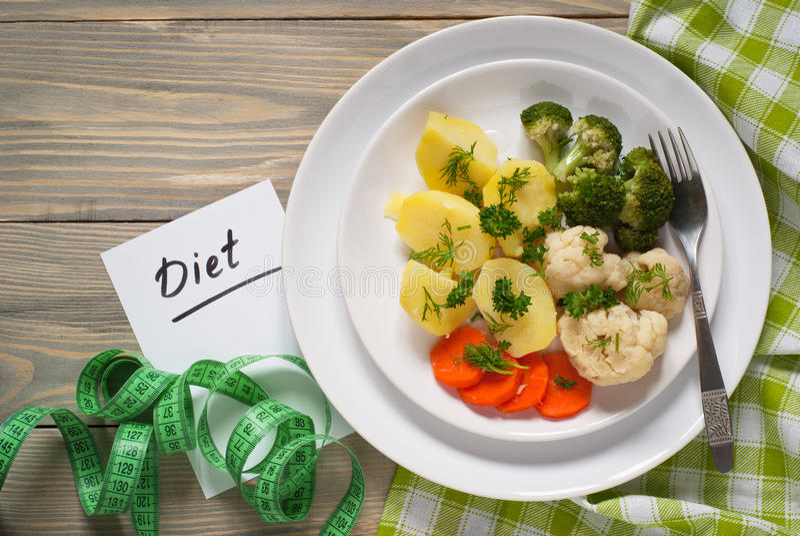 äta lunch vegetarian royaltyfria bilder